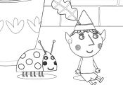 Princess Holly Printable Coloring Pages Princess Holly Printable Coloring Pages