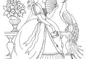 Princess Leonora Coloring Pages Princess Leonora Coloring Pages