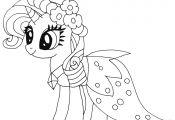 Princess Rarity Coloring Pages Princess Rarity Coloring Pages