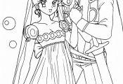 Princess Serenity Coloring Pages Princess Serenity Coloring Pages