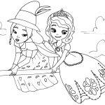 Princess sofia Coloring Pages Games Princess sofia Coloring Pages Games