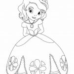 Princess sofia Coloring Pages to Print Princess sofia Coloring Pages to Print