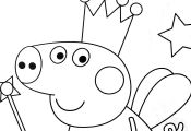 Princess Wand Coloring Pages Princess Wand Coloring Pages