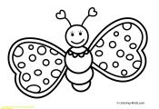 Printable butterfly Coloring Pages Printable butterfly Coloring Pages