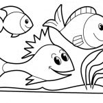 Printable Fish Coloring Pages Printable Fish Coloring Pages