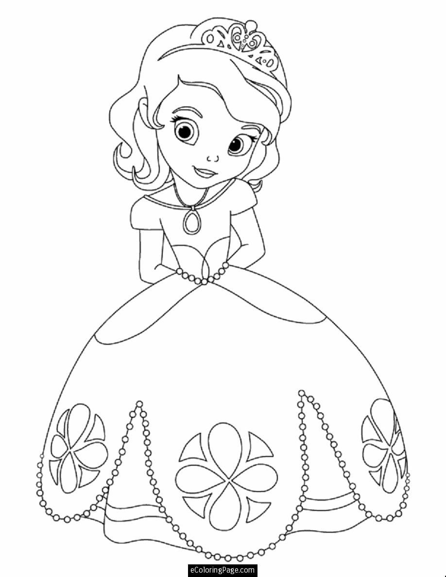 Printable Princess Elsa Coloring Pages Printable Princess Elsa Coloring Pages