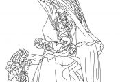 Royal Princess Coloring Pages Royal Princess Coloring Pages