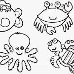 Sea Animal Coloring Pages Sea Animal Coloring Pages