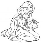 Simple Princess Coloring Pages Simple Princess Coloring Pages