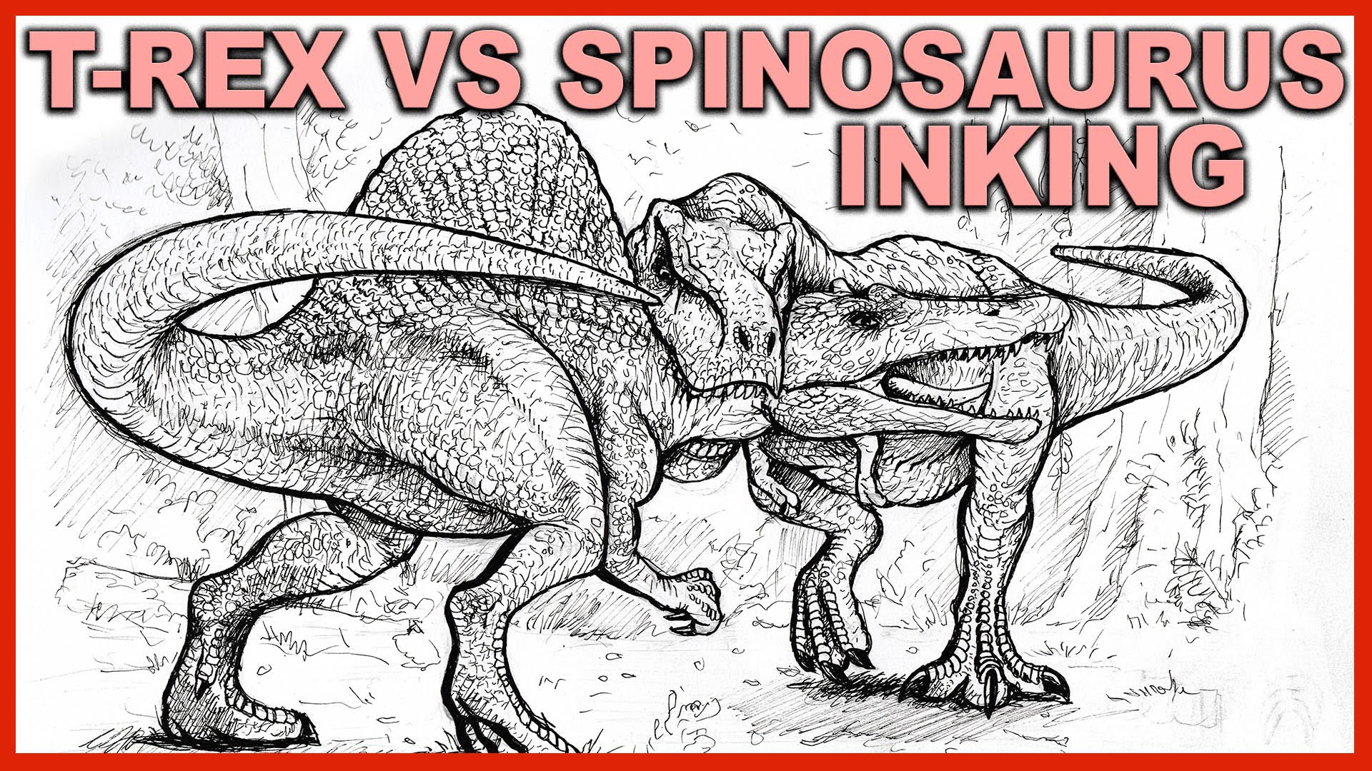 spinosaurus-vs-t-rex-coloring-pages-of-spinosaurus-vs-t-rex-coloring-pages Spinosaurus Vs T-rex Coloring Pages Dinosaurs