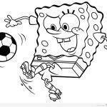 Spongebob Abc Coloring Pages Spongebob Abc Coloring Pages