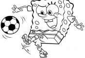 Spongebob Abc Coloring Pages Spongebob Abc Coloring Pages