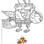 Spongebob Squarepants Coloring Pages Hellokids Spongebob Squarepants Coloring Pages Hellokids