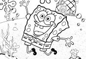 Spongebob Squarepants Easter Coloring Pages Spongebob Squarepants Easter Coloring Pages