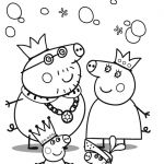 Super Coloring Pages Peppa Pig Super Coloring Pages Peppa Pig