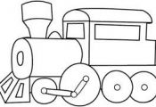 train coloring pages - Google Search (WHY DID I NEVER THINK OF THIS BEFORE THANK...