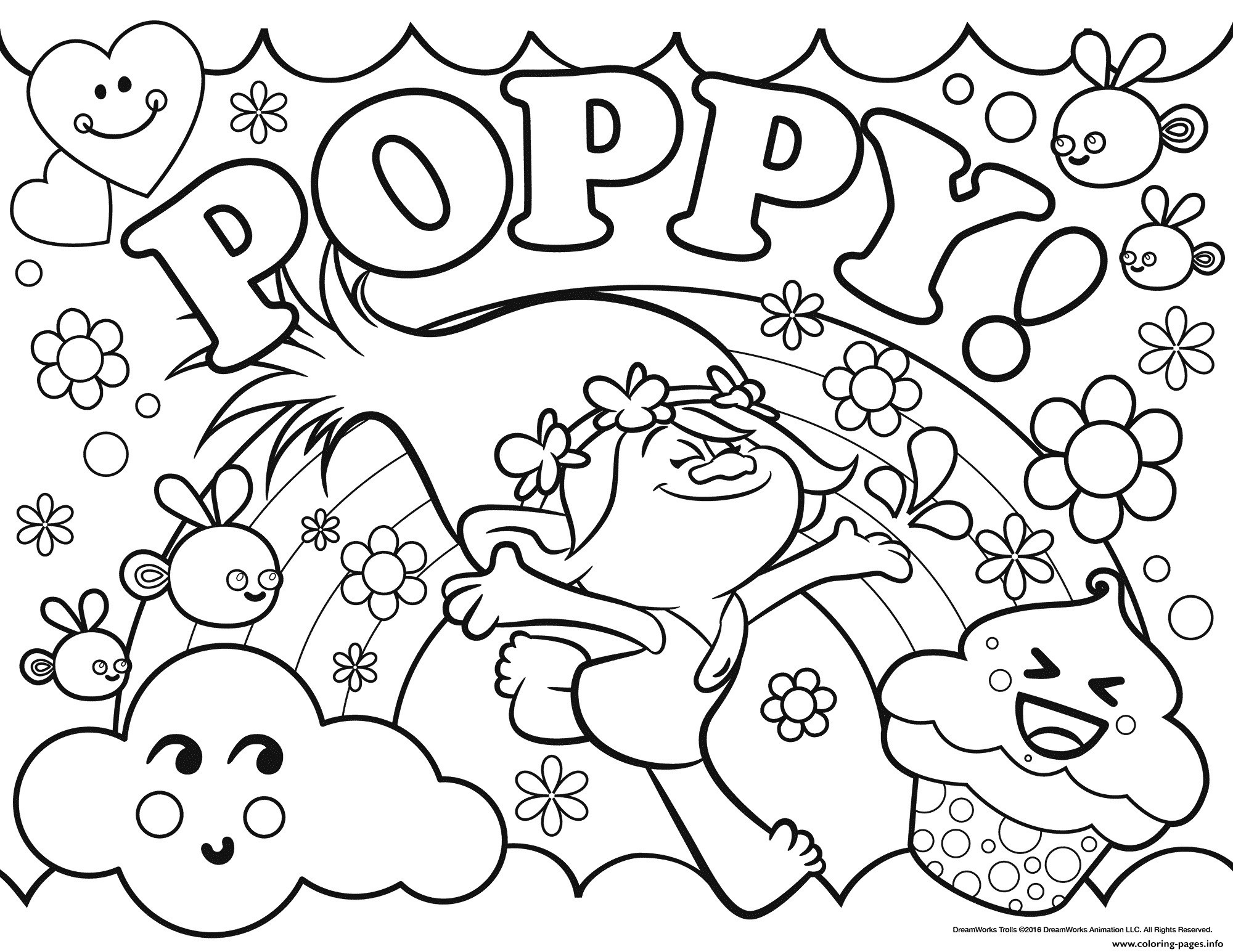 trolls-colouring-in-pages-printable-of-trolls-colouring-in-pages-printable Trolls Colouring In Pages Printable Cartoon