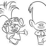 Trolls Colouring Pages Creek Trolls Colouring Pages Creek