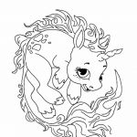 Unicorn Coloring Page for Kids Unicorn Coloring Page for Kids