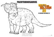 Walking with Dinosaurs Coloring Pages Walking with Dinosaurs Coloring Pages