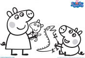 Www.peppa Pig Coloring Pages Www.peppa Pig Coloring Pages