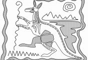 X Ray Fish Coloring Page X Ray Fish Coloring Page