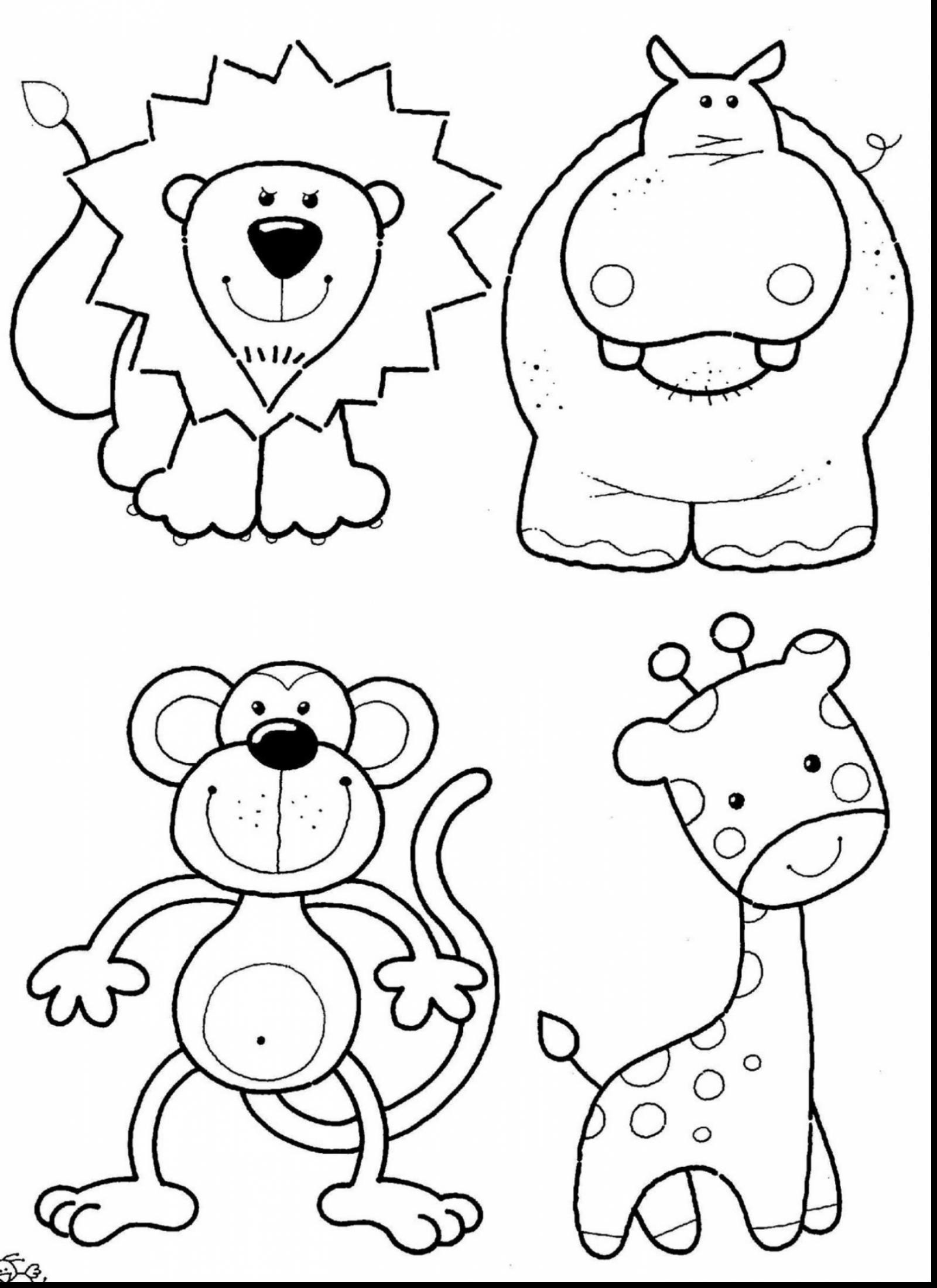 zoo-animals-coloring-pages-of-zoo-animals-coloring-pages Zoo Animals Coloring Pages Animal