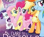 My Little Pony the Movie - Dare to Discover: Coloring, Stickers, Activities
