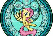 """Based on the episode """"Keep Calm and Flutter On"""" Inspired by the gorgeous art by ..."""