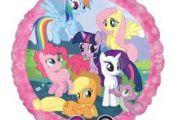 "18"" My Little Pony - Non-Pkg Foil Balloon (5ct)"