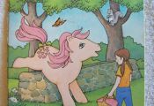 1980s MY LITTLE PONY in the Country Coloring by CharlotteStuff, $6.95  1980s, Ch...