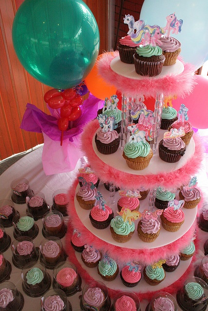 Angela39s-7th-Bday-My-Little-Pony-Party-by-Yummy-Piece-of-Cake-via-Flickr My Little Pony Party b Cartoon