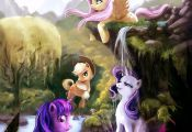 Beautiful My Little Pony Art