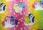 Boppy Cover, My Little Pony, Rainbow, Horses, Pegasus, Unicorn, Pony, Nusring Pi...