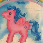 Butterick 3213 1980s  My Little Pony Pattern FIREFLY by mbchills