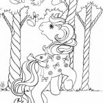 Classic My Little Pony Coloring Pages FREE