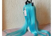 Colorful My Little Pony Inspired Cosplay Costume Wigs Tails ❤ liked on Polyvor...