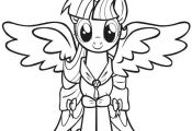 Coloriage My Little Pony #mylittlepony #coloriage #printablefree #coloringpage #...