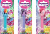 Coming soon to a Pez dispenser near you: My Little Pony. The Hasbro Inc. brand f...