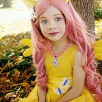 DIY My Little Pony Fluttershy Halloween Costume Idea