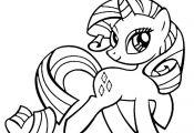 Dibujos Sin Colorear: Dibujos de My Little Pony para Colorear