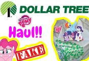 Dollar Tree STORE Haul EVERYTHING My Little Pony MLP COLORING BOOKS FUN ... #mlp...