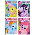 DollarTree.com   Bulk Bendon My Little Pony Jumbo Coloring and Activity Books