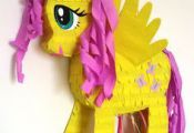 FLUTTERSHY - My little pony pinata, birthday gift, any party joy... for all ages...