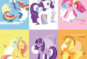 For Livvie: My Little Pony