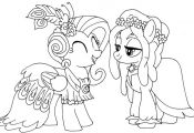Free Printable My Little Pony Coloring Pages: January 2016
