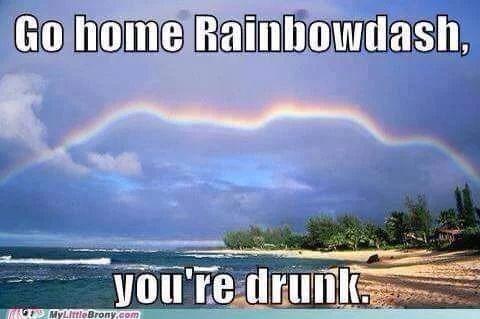 Funny-My-Little-Pony-Friendship-is-Magic-Memes-Rainbow-Dash-is-Drunk-MyLittl Funny My Little Pony: Friendship is Magic Memes - Rainbow Dash is Drunk #MyLittl... Cartoon