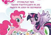 Get ready for big adventures with these adorable My Little Pony stickers and Col...