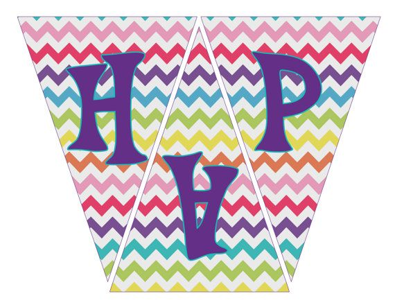 "INSTANT-DOWNLOAD-My-Little-Pony-Rainbow-Happy-Birthday-Banner-My-Little-Pony INSTANT DOWNLOAD- My Little Pony Rainbow ""Happy Birthday"" Banner (My Little Pony... Cartoon"
