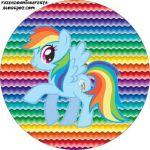 Imprimibles de My Little Pony 5. - Ideas y material gratis para fiestas y celebr...